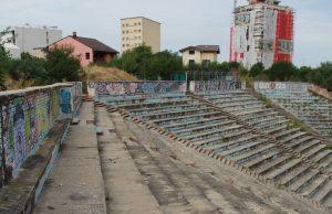 Amfiteatrul din Sectorul 4