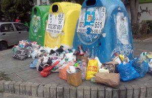 gunoiul din sectorul 4
