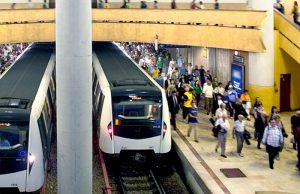 program metrou