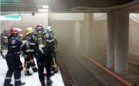 Inca un incident la metrou in aceasta dimineata: calatorii, evacuati