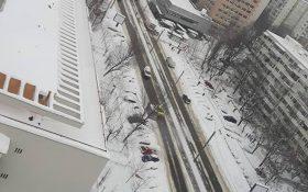 Se anunta noi ninsori in Bucuresti. Primaria a mobilizat 500 de utilaje pentru interventie