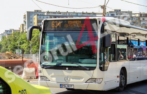 transport pentru RATB