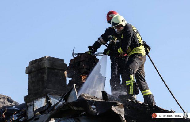 pompierilor