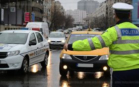 Brigada Rutiera: trafic restrictionat in Bucuresti astazi si maine