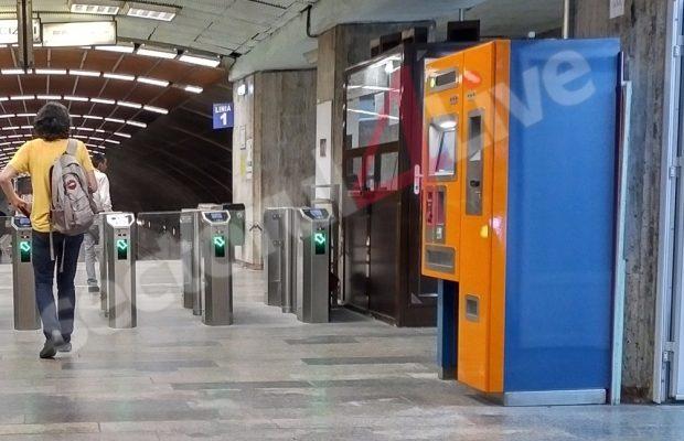 transport RATB Metrorex