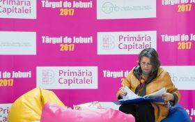 Peste 6000 de bucuresteni si-au depus CV-urile in prima zi a Targului de Joburi organizat de PMB