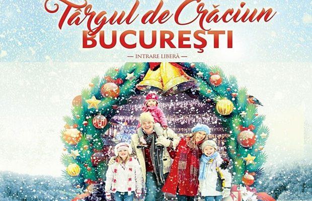 Targul de Craciun Bucuresti