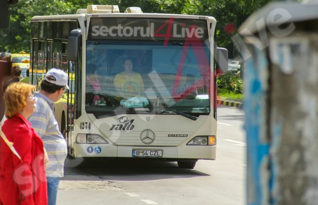 autobuze pentru RATB