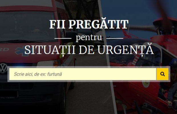 Situatii de Urgenta