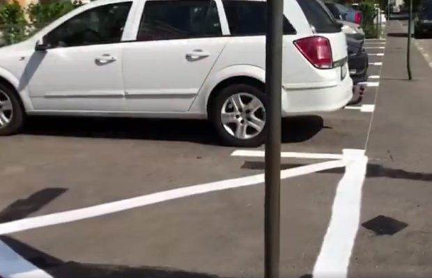 parcare de resedinta
