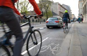 pistele de biciclete