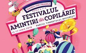 A inceput Festivalul Amintiri din Copilarie in Parcul Tineretului
