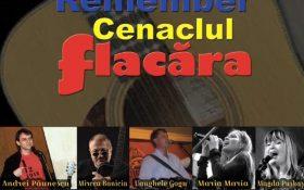 Remember Cenaclul Flacara, spectacol gratuit pentru seniorii din Bucuresti