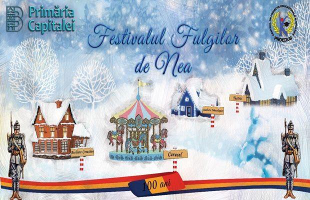 Festivalul Fulgilor de Nea
