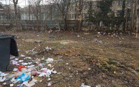 Pont pentru primaria de la sectorul 4: unde poate da amenzi grase pentru aruncarea gunoaielor pe strada