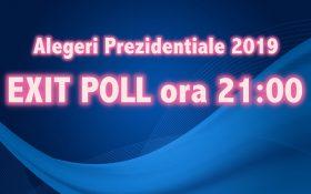 Exit poll ora 21:00 – Alegeri Prezidentiale 2019
