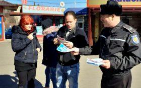 Campanie de informare in Sectorul 4 privind modalitatile de protectie impotriva noului coronavirus!