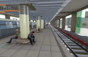 metrou de pe Soseaua Berceni