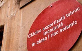A fost actualizata LISTA CLADIRILOR CU RISC SEISMIC din Bucureşti!