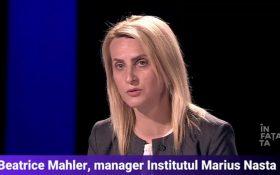 """Medicul Beatrice Mahler: """"in octombrie am putea avea aproape 10.000 de infectari pe zi"""""""